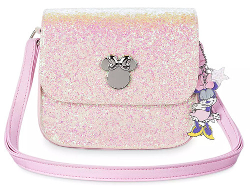 Disney Minnie Mouse Glitter Fashion Bag Exclusive Purse