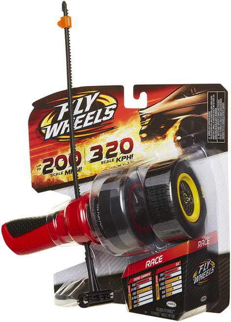 Fly Wheels Series 1 Race Launcher & Wheel [Road Champs & GX, Red]
