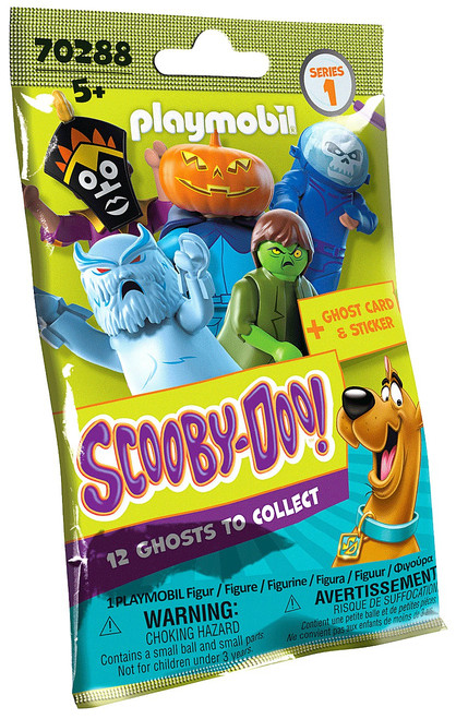 Playmobil Series 1 Scooby-Doo! Mystery Pack