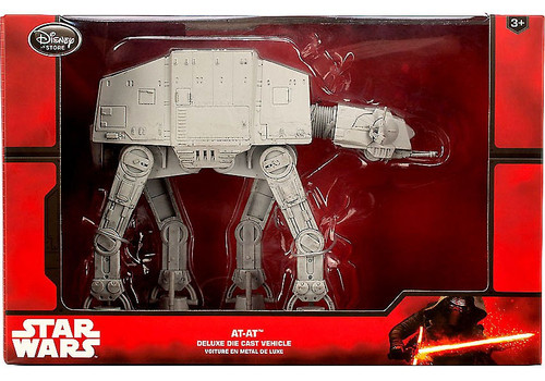 Disney Star Wars The Force Awakens AT-AT Diecast Vehicle [Damaged Package]