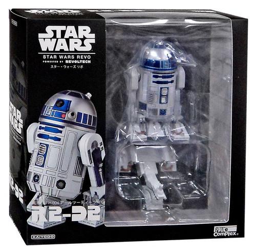 Star Wars Revoltech R2-D2 Action Figure #004 [Damaged Package]