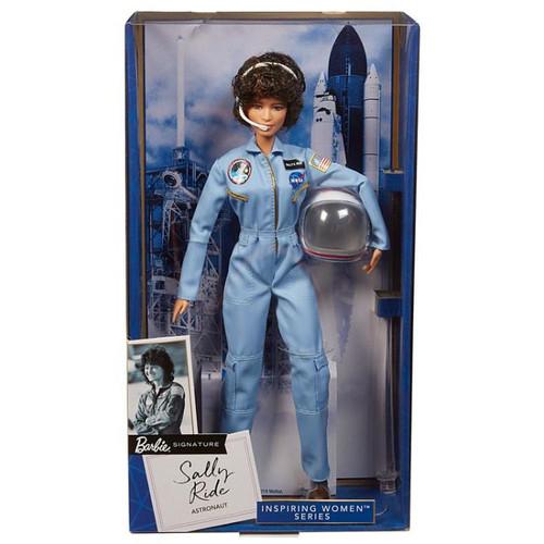 Barbie Inspiring Women Sally Ride 11.5-Inch Doll [Damaged Package]