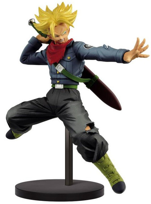 Dragon Ball Super Z-Battle Dragon Ball Z: Buyu Retsuden II Future Trunks 6.7-Inch Collectible PVC Figure Vol.2