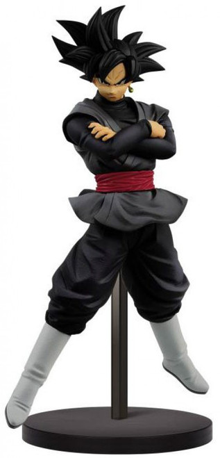 Dragon Ball Super Z-Battle Dragon Ball Z: Buyu Retsuden II Goku Black 6.7-Inch Collectible PVC Figure Vol.2 (Pre-Order ships October)