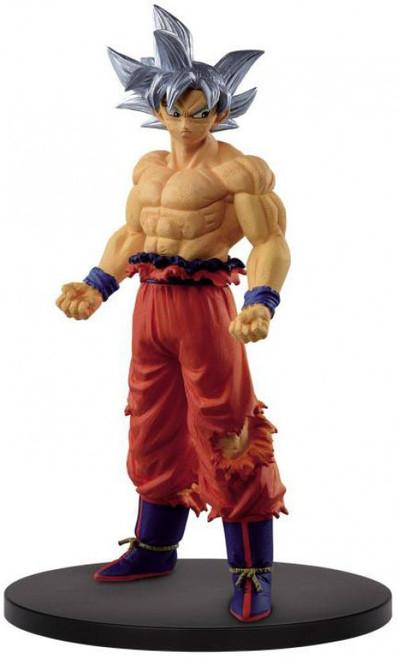 Dragon Ball Z Creator X Creator Ultra Instinct Goku 7.5-Inch Collectible PVC Figure