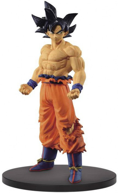 Dragon Ball Z Creator X Creator Ultra Instinct -Sign- Goku 7.5-Inch Collectible PVC Figure