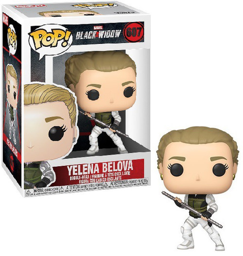 Funko Black Widow POP! Marvel Yelena Vinyl Bobble Head