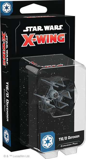 Star Wars X-Wing Miniatures Game TIE/D Defender Expansion Pack [2nd Edition]