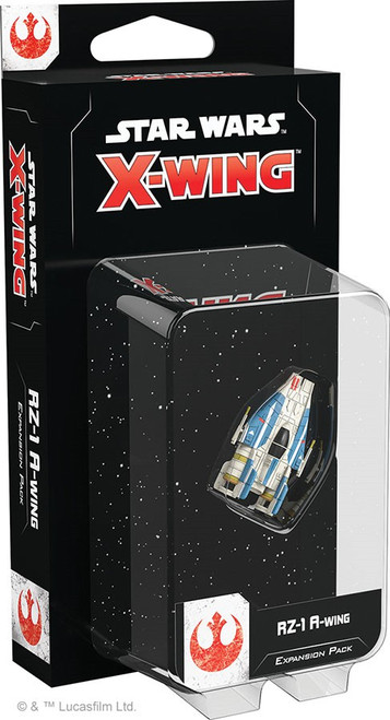 Star Wars X-Wing Miniatures Game RZ-1 A-Wing Expansion Pack [2nd Edition]