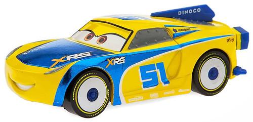 Disney / Pixar Cars Cars 3 Pull 'N' Race Cruz Ramirez Rocket Racer Exclusive Diecast Car