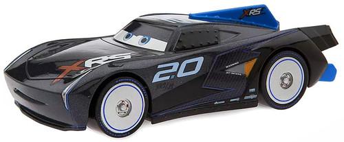 Disney / Pixar Cars Cars 3 Pull 'N' Race Jackson Storm Rocket Racer Exclusive Diecast Car