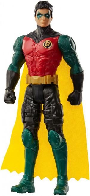 DC Batman Missions Robin Basic Action Figure