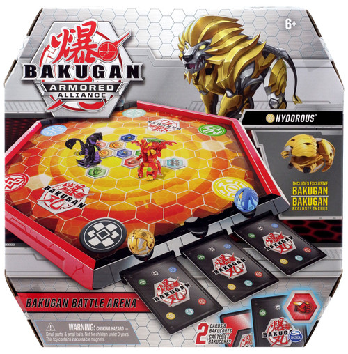 Armored Alliance Bakugan Battle Arena Playset