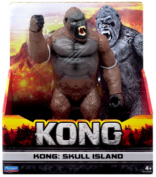 "King Kong Skull Island Kong Action Figure [11""]"