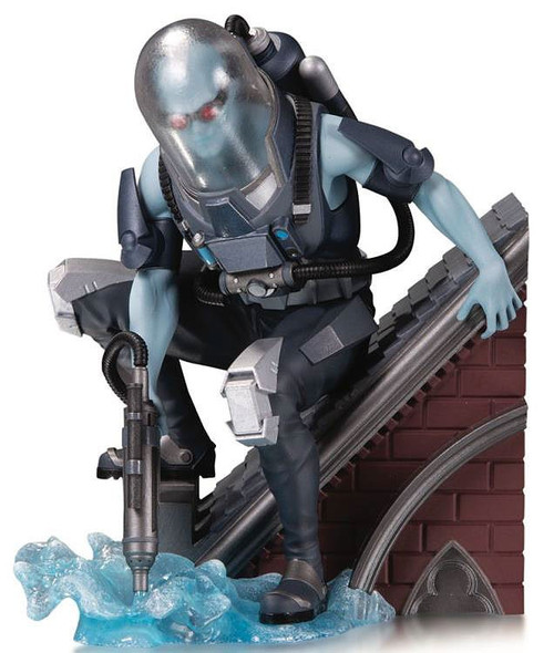 DC Batman Rogues Gallery Mr. Freeze 7.6-Inch Multi-Part Statue Diorama (Pre-Order ships October)