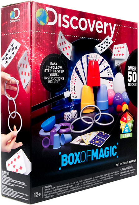Discovery Box of Magic