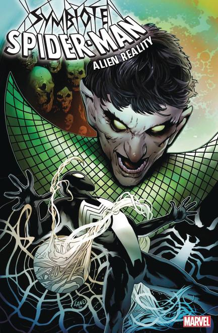Marvel Comics Symbiote Spider-Man #4 of 5 Alien Reality Comic Book
