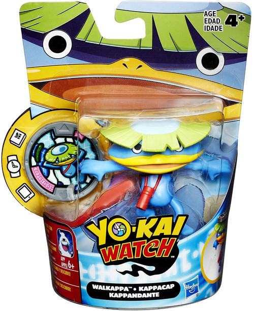 Yo-Kai Watch Medal Moments Walkappa Mini Figure