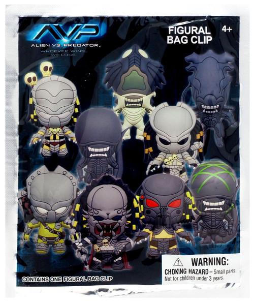 3D Figural Foam Bag Clip Alien Vs. Predator Series 1 Alien Vs. Predator Mystery Pack [1 Figure]