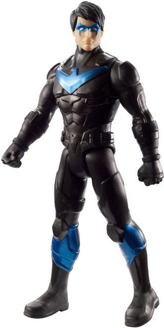 DC Batman Missions Nightwing Basic Action Figure
