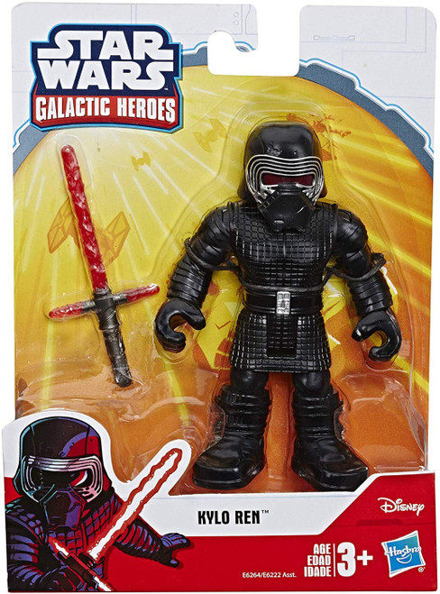 Star Wars Galactic Heroes Kylo Ren Mini Figure [2020]