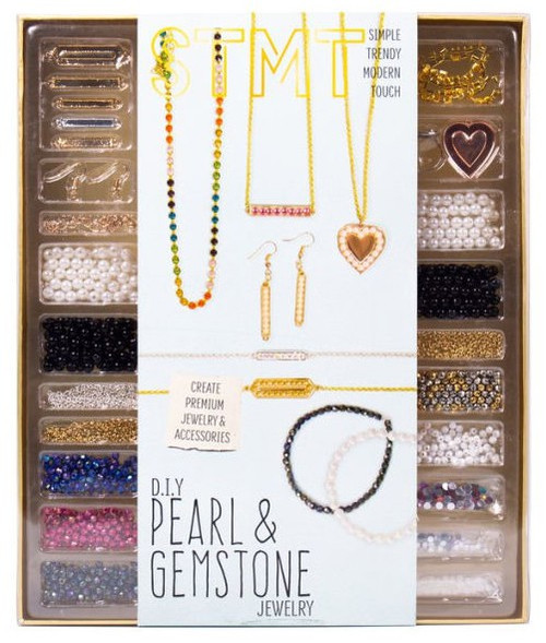 STMT Simple Trendy Modern Touch D.I.Y. Pearl & Gemstone Jewelry