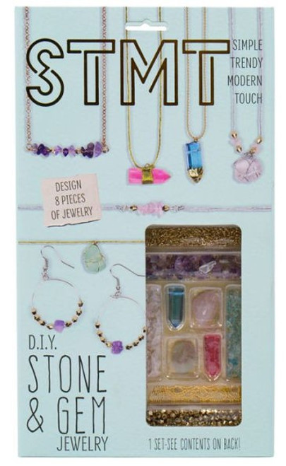 STMT Simple Trendy Modern Touch D.I.Y. Stone & Gem Jewelry
