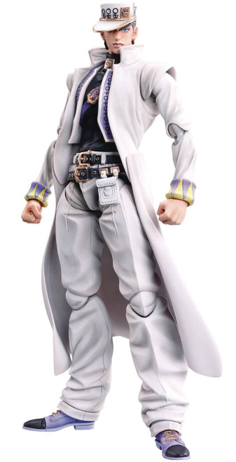 JoJo's Bizarre Adventure Part 4: Diamond is Unbreakable Jotaro Kujo Action Figure (Pre-Order ships November)