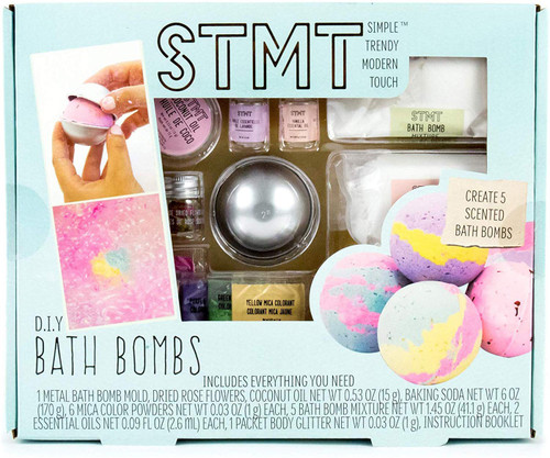 STMT Simple Trendy Modern Touch D.I.Y. Bath Bombs