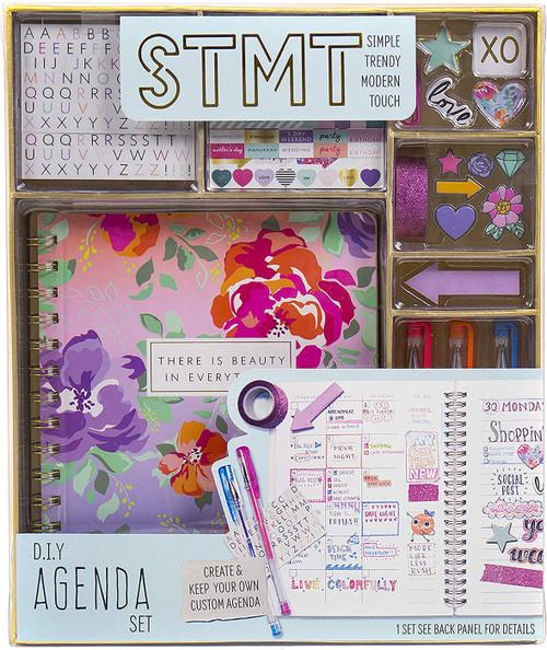 STMT Simple Trendy Modern Touch D.I.Y. Agenda