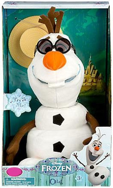 Disney Frozen Olaf Exclusive 10.5-Inch Plush [Singing]