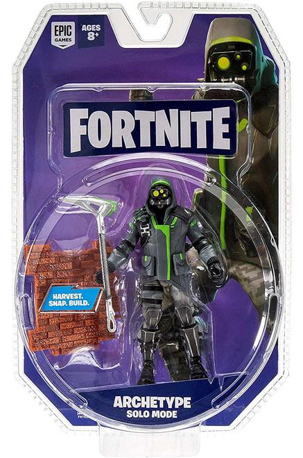 Fortnite Solo Mode Archetype Action Figure