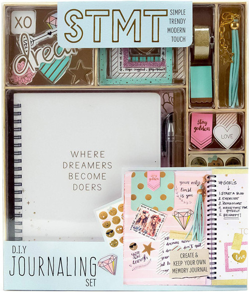 STMT Simple Trendy Modern Touch D.I.Y. Journaling [Dream]