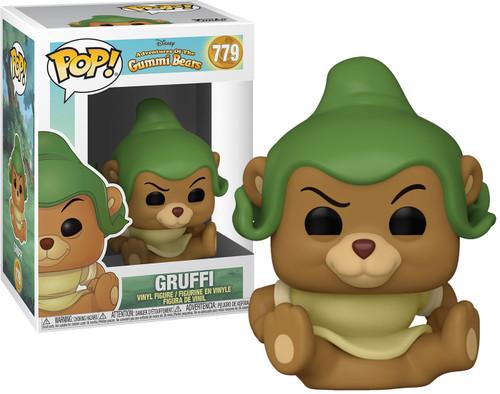 Funko Adventures of Gummi Bears POP! Disney Gruffi Vinyl Figure (Pre-Order ships February)