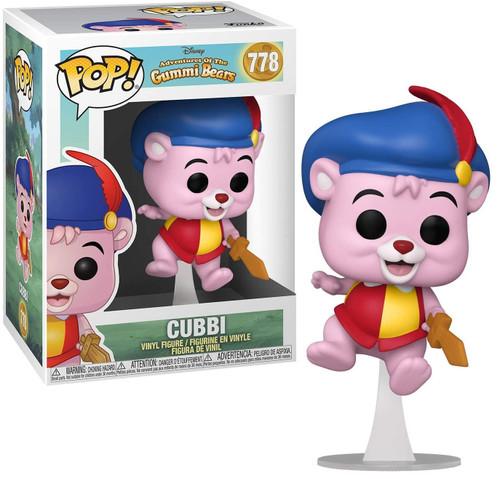 Funko Adventures of Gummi Bears POP! Disney Cubbi Vinyl Figure #778