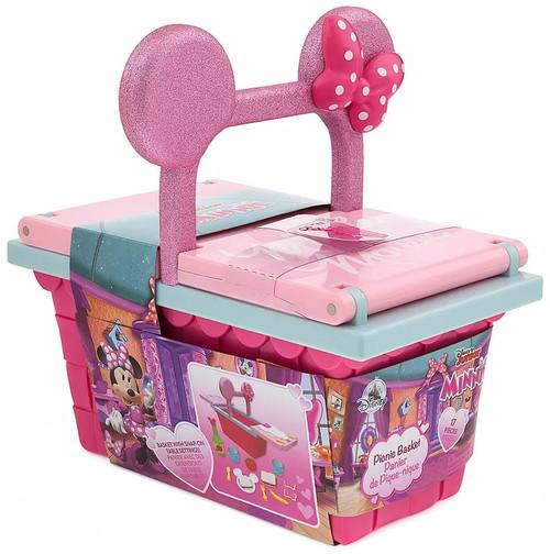 Disney Minnie Mouse Picnic Basket Exclusive Playset [2020]