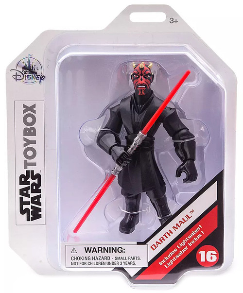 Disney Star Wars Toybox Darth Maul Exclusive Action Figure