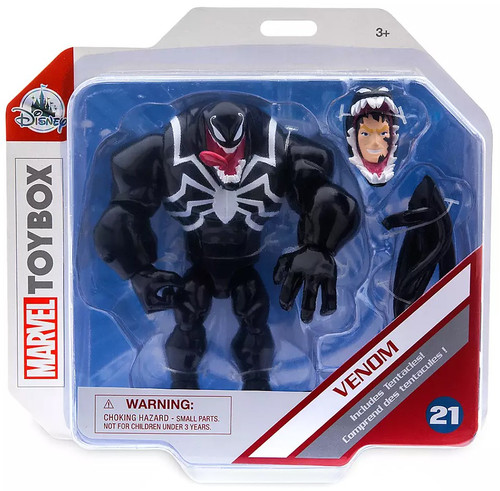 Disney Marvel Toybox Venom Exclusive Action Figure #21