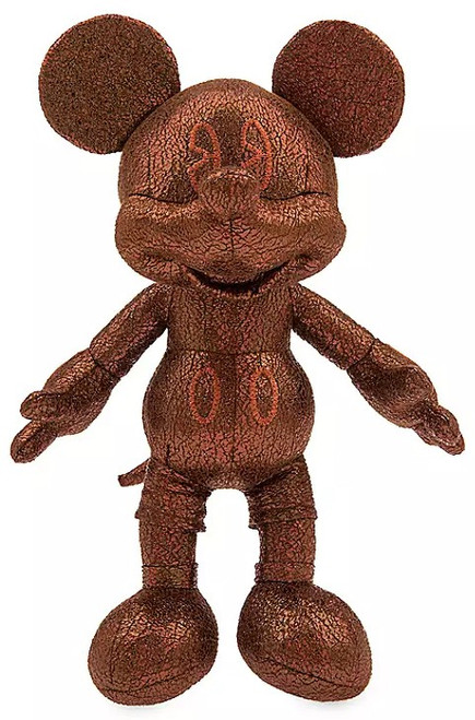 Disney Mickey Mouse Exclusive 10-Inch Plush [Bronze]