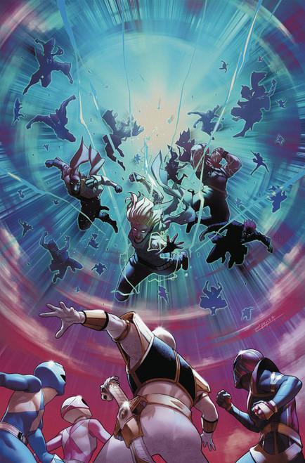Boom Studios Mighty Morphin Power Rangers #49 Necessary Evil Comic Book