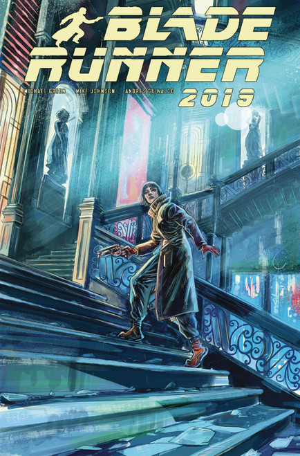 Titan Comics Blade Runner 2019 #8 Comic Book [Jesus Hervas Cover A]