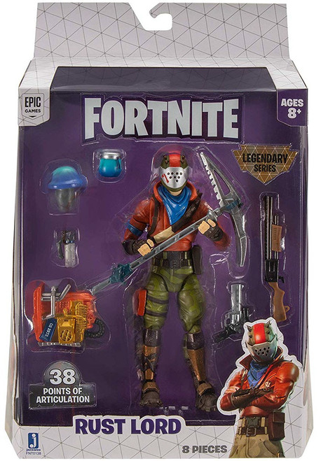 "Hot Drop 4/"" Action Figure Fortnite Ultima Knight"