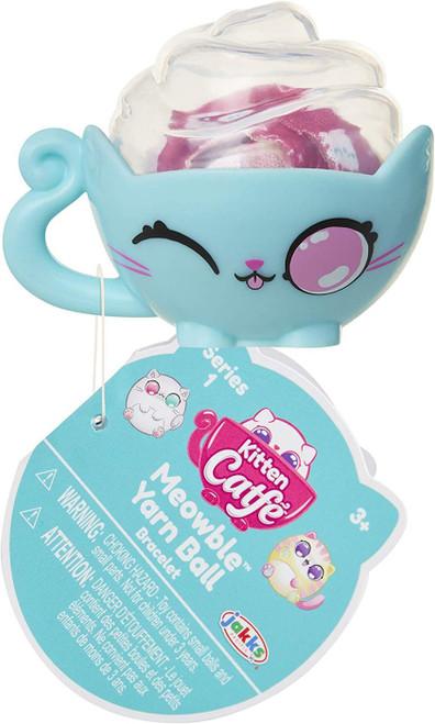 Kitten Catfe Series 1 Meowble Yarn Ball Bracelet Mystery Pack