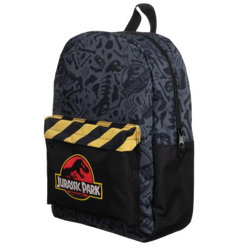 Marvel Captain America Jurassic Park Poly Mixblock Backpack (Pre-Order ships January)