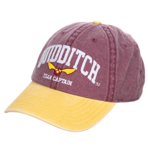 Harry Potter Quidditch Pigment Dye Dad Cap