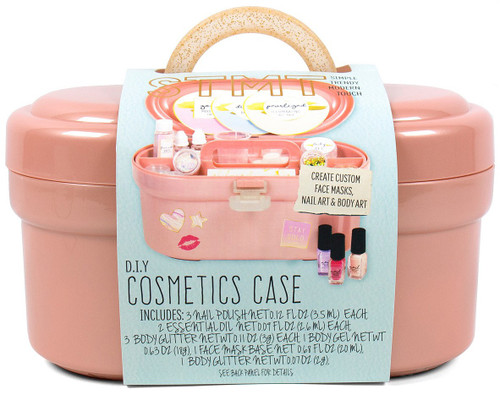 STMT Simple Trendy Modern Touch D.I.Y. Cosmetics Case