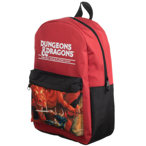 Dungeons & Dragons Retro Mixblock Backpack (Pre-Order ships February)