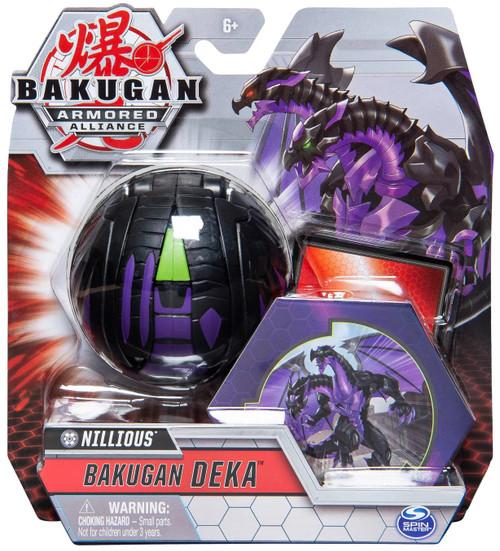 Bakugan Armored Alliance Deka Nillious Figure [Jumbo Bakucore]