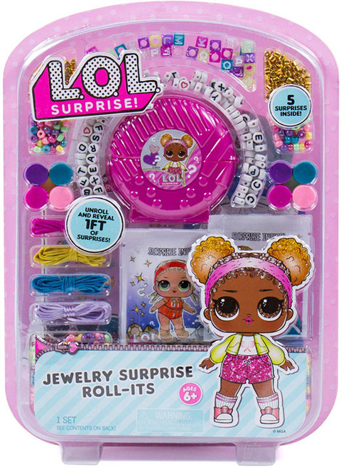 LOL Surprise Jewelry Surprise Roll-Its