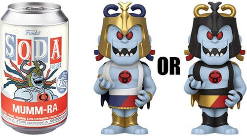 Funko Thundercats Vinyl Soda Mumm-Ra Limited Edition of 7,500! Vinyl Figure [1 RANDOM Figure Look For The Chase!]